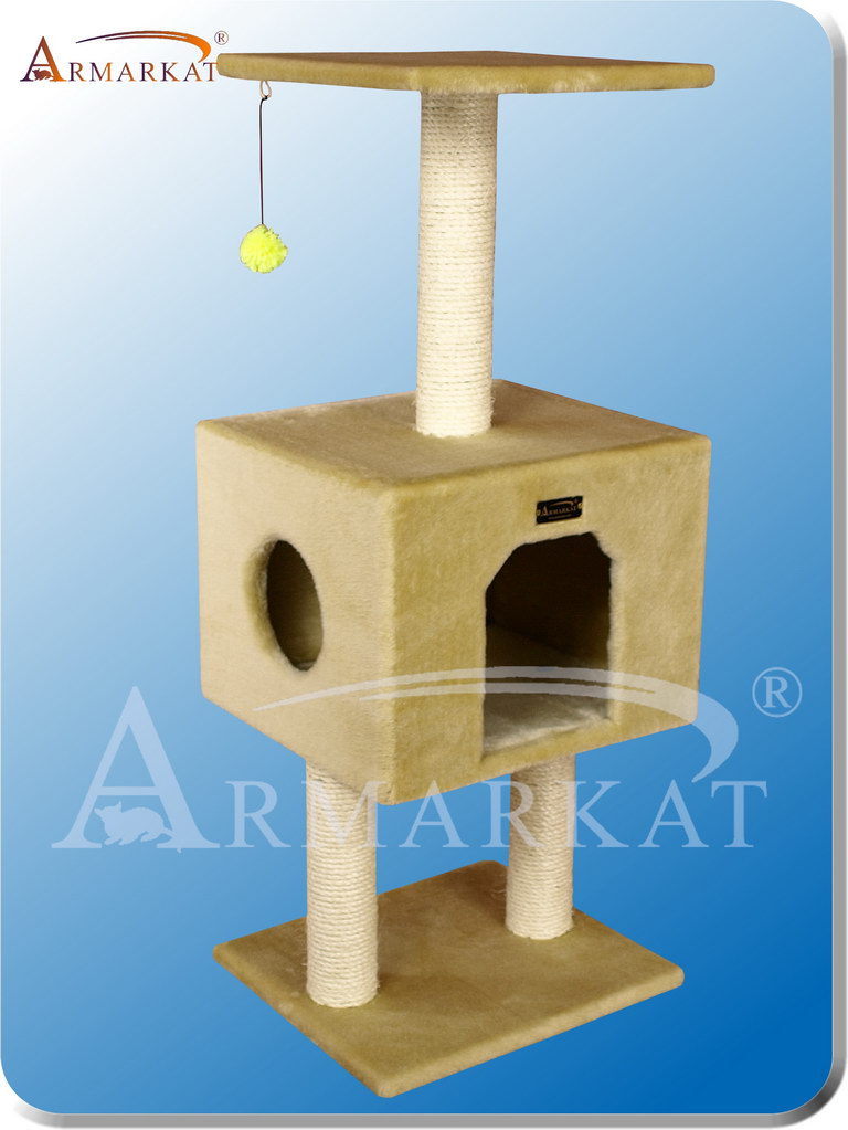 Classic Cat Tree A4201 - Height 42""