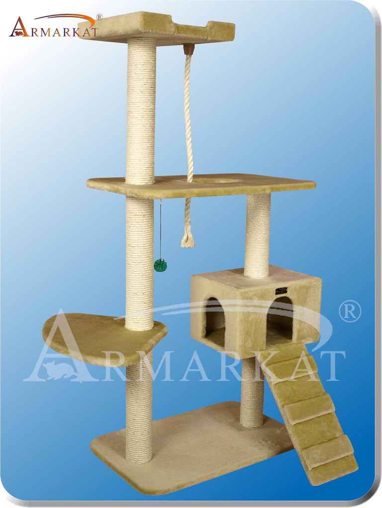 Classic Cat Tree A5801 - Height 58""