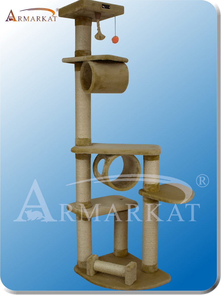 Classic Cat Tree A7463A - Height 74""