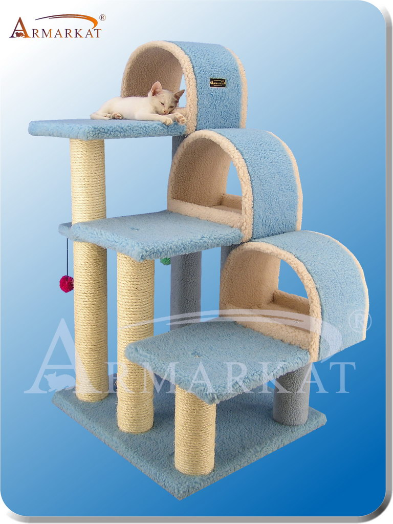 Classic Cat Tree B3803 - 38""
