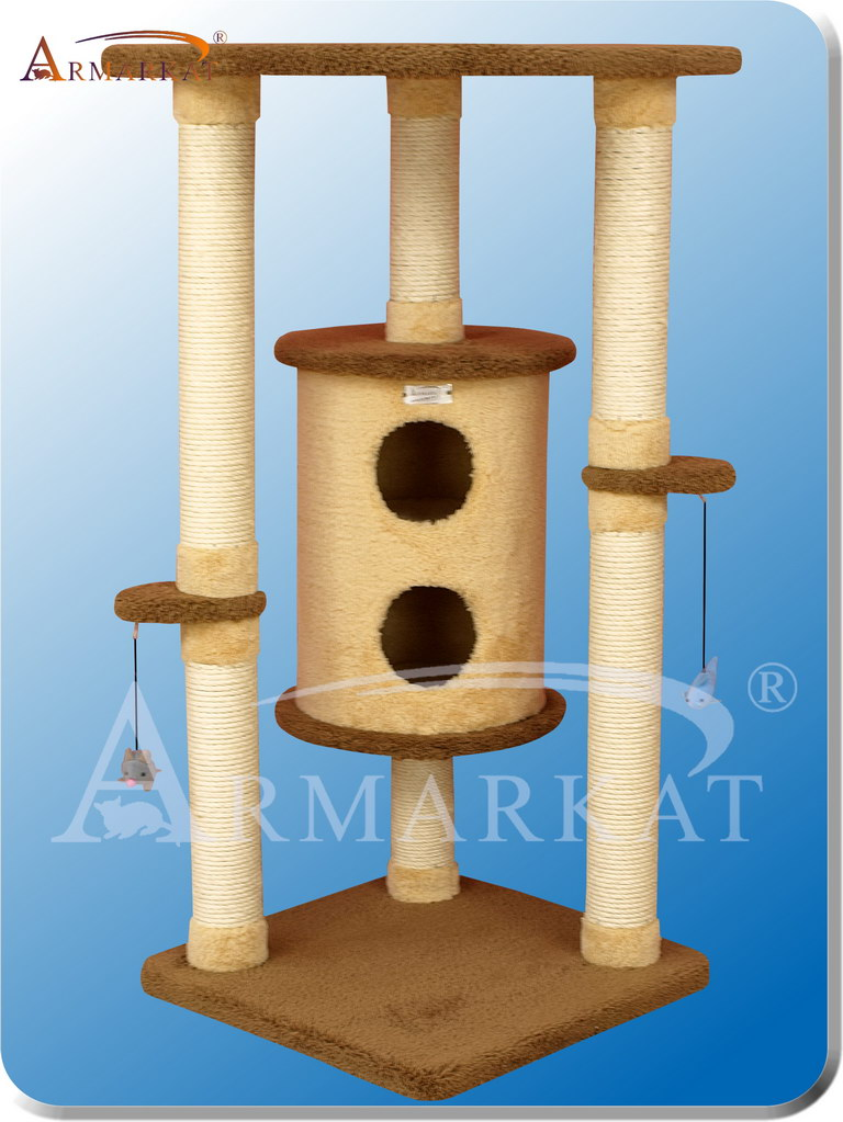 Premium Cat Tree X4401 - Height 44""