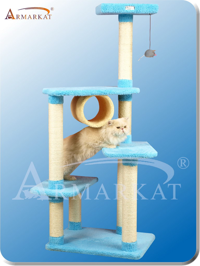 Premium Cat Tree X6105 - Height 61""