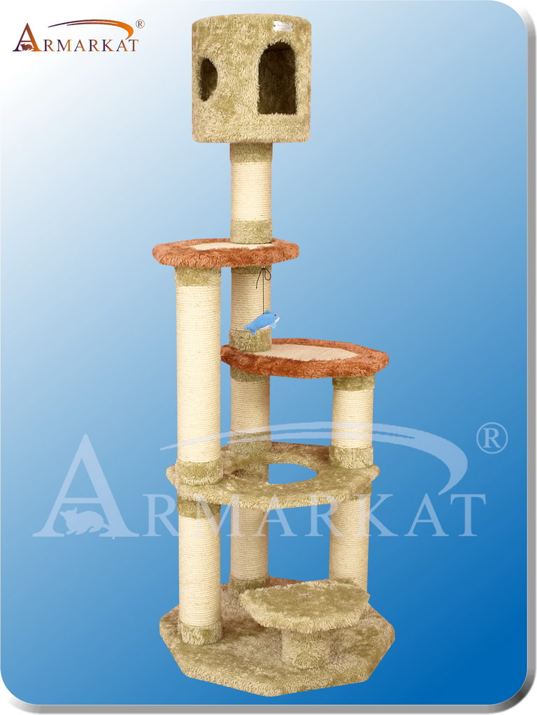 Premium Cat Tree X6606 - Height 66""