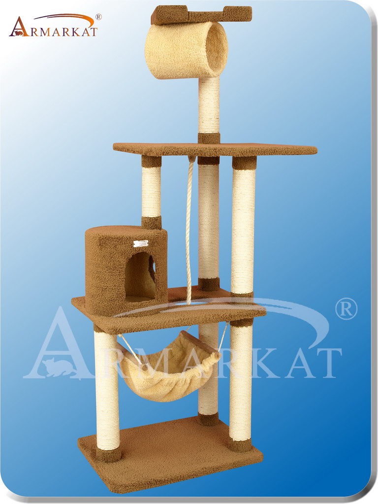 Premium Cat Tree X7001 - Height 70""